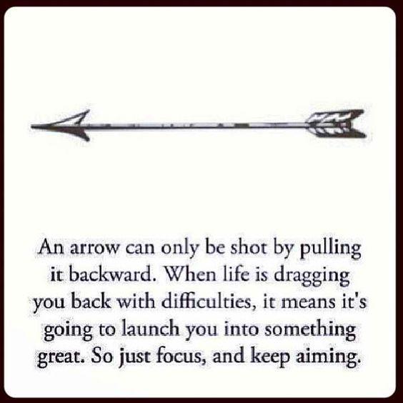 Arrow tattoo inspiration