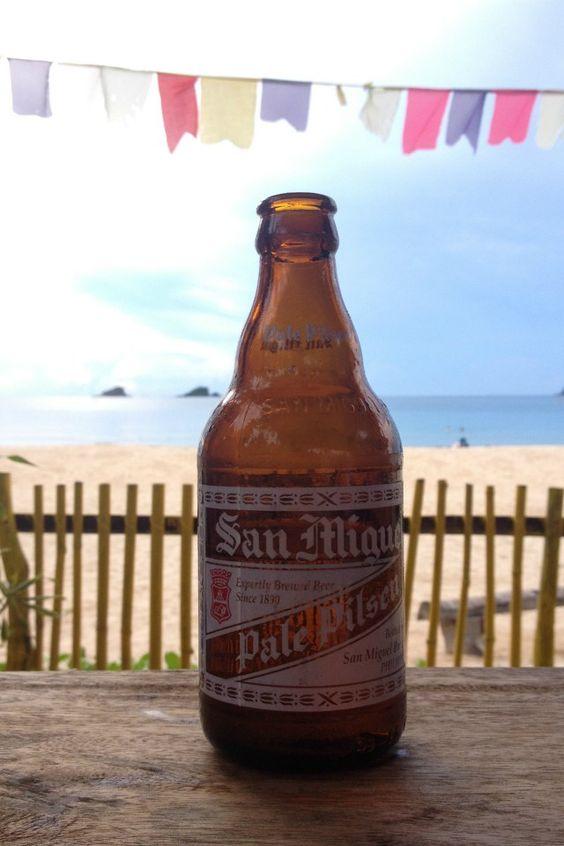 San Miguel, Cerveza Filipinas - Las 10 cervezas que tienes que probar en tu viaje por el Sudeste Asiático - El Sabor de lo Bueno > www.sabordelobueno.com
