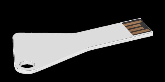 Flashkey Triangle: Chiave USB per Aziende | Maikii | Maikii
