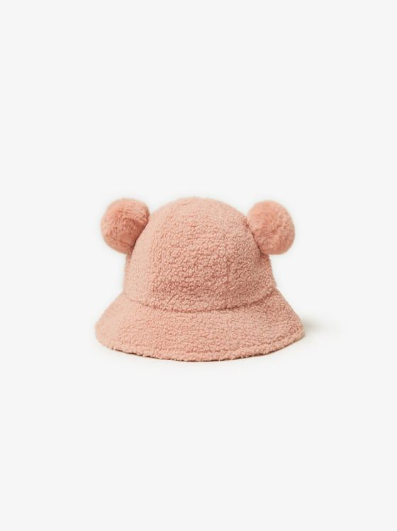 Zara Fleece Bucket Hat Kids Accessories Girls Accessories Kids Outfits
