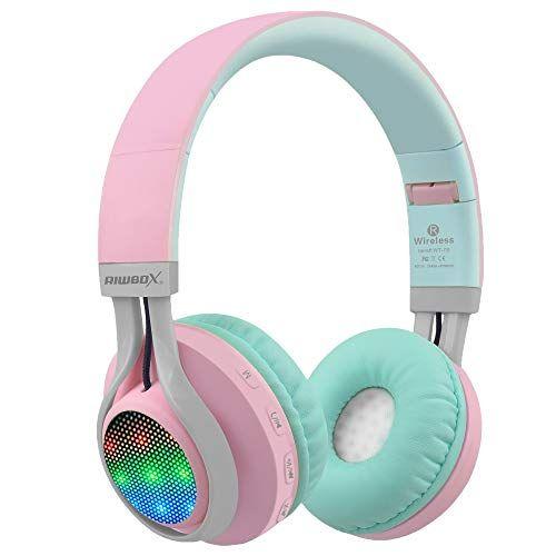 Headphones Christmas 2021 Best Toys Gifts For 10 Year Old Girls 2021 Bluetooth Headphones Wireless Headset Headphones