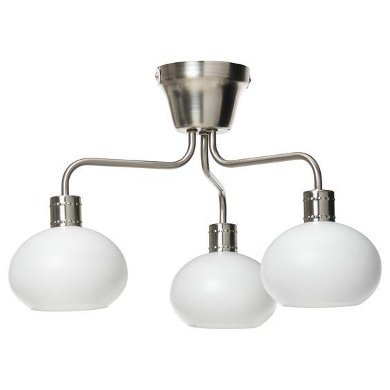 ÄLGHULT Taklampa - IKEA hall 2st | lampor | Pinterest | Ceiling ...