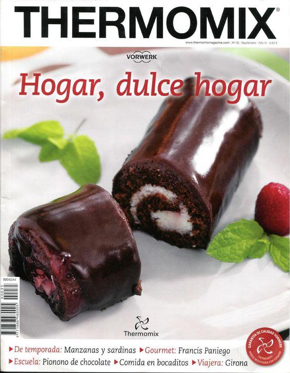 ISSUU - Revista thermomix nº35 hogar, dulce hogar de argent