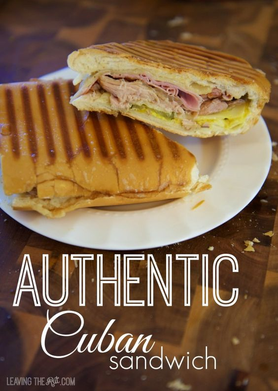 Cuban sandwich, Sandwiches and Friends on Pinterest