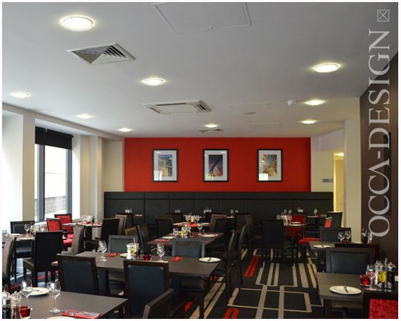 Ramada encore gateshead hotel interior design bar