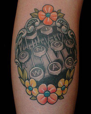 .}Tattoo - Russ Abbott{.