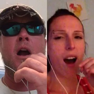 Check out this cover of Achy Breaky Heart made with the Sing! Karaoke app by Smule.