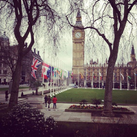 Take me back to London pleaseeeee!