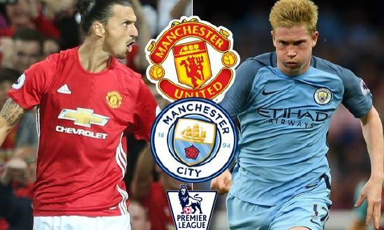 Manchester United Vs Manchester City Manchester City Manchester
