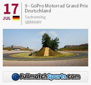 MotoGP 2016 Sachsenring Race Round 9 (17-07-2016)