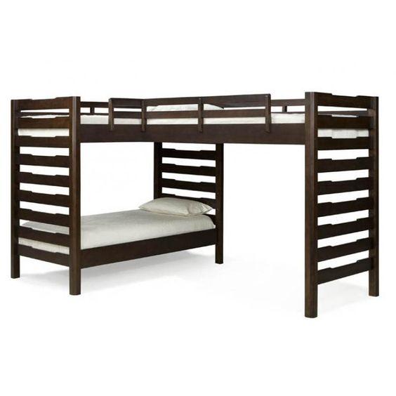 lc kids solutions triple corner loft bed beds