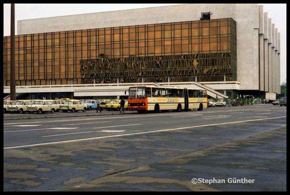 Schulausflug im August 1988