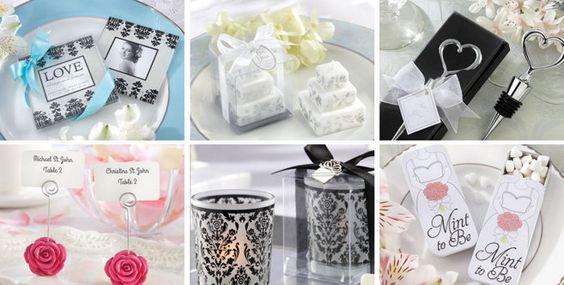 Personalized Wedding Gift Ideas Canada : Unique Wedding Favors - Wedding Favor Ideas - Party City Canada ...