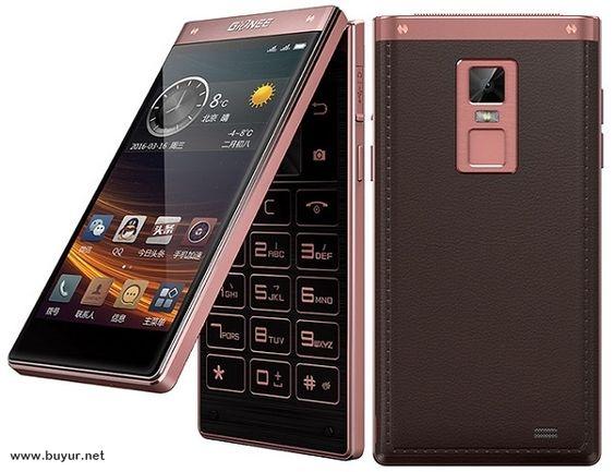 Çift Ekranlı Akıllı Telefon: Gionee W909