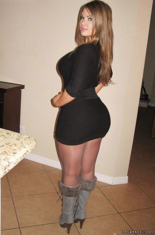 Short skirts big ass
