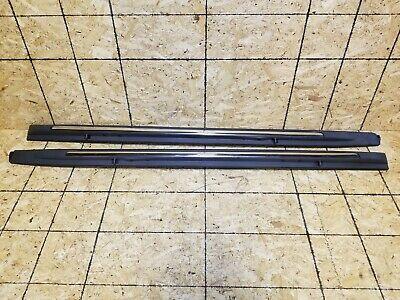 13 14 15 16 Jeep Compass Roof Rack Luggage Side Rail Left Right 2pcs Oem 30k In 2020 Jeep Compass Jeep Compass Roof Rack Roof Rack