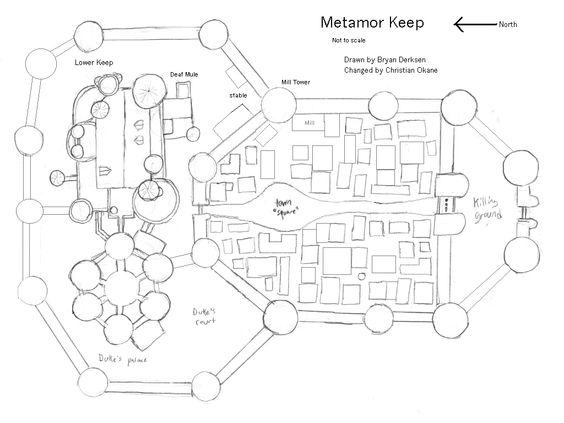 Medieval Castle Layout And Google On Pinterest