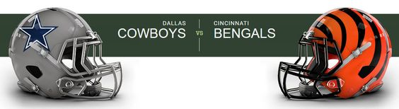 Cincinnati Bengals at Dallas Cowboys AT&T Stadium — Arlington, TX on Sun Oct 9 at 3:25pm, From $35.00