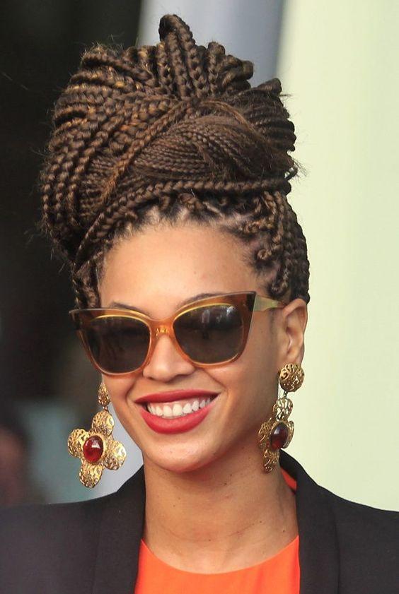SUBSTÂNCIA E APARÊNCIA: Tranças e Tradições: Cabelo Afro e significados: