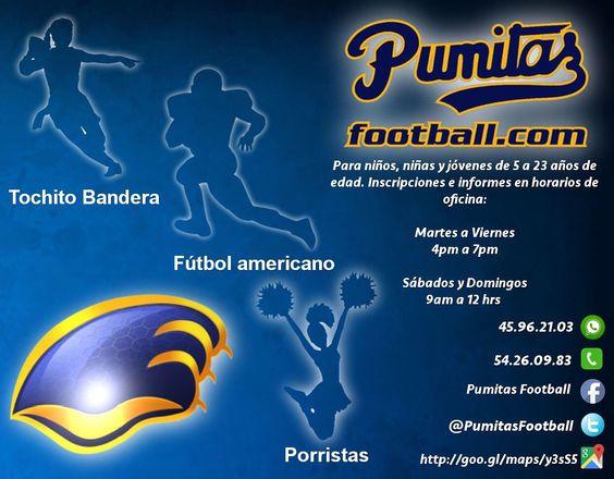 Juega Tochito Bandera / Fútbol Americano ó únete al equipo de Porristas