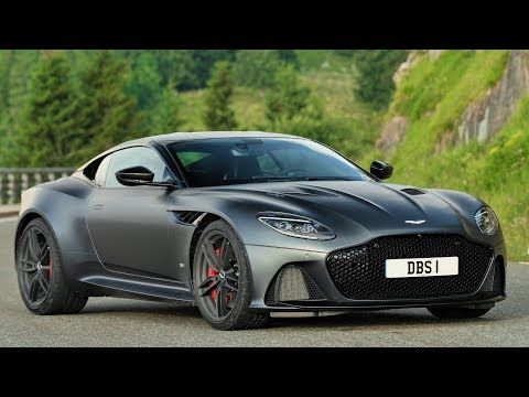 2019 Aston Martin Dbs Superleggera Drive Interior And Exterior Color Satin Xenon Grey Subscribe In The N Aston Martin Dbs Aston Martin Cars Aston Martin