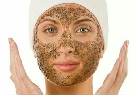 Masque Naturelle Skin Brightening Mask Exfoliating Brush Skin Care Routine