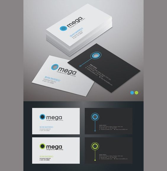 ... template set and more business cards templates business modern cards