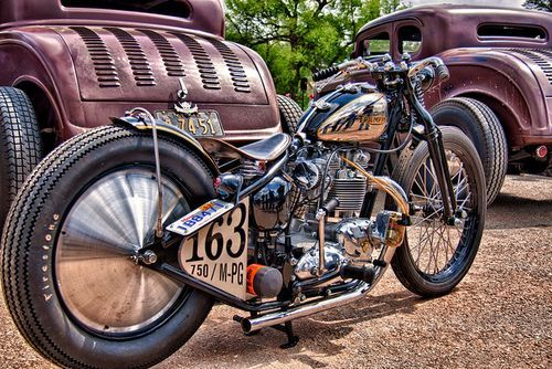 Bobber Inspiration | Triumph bobber | Bobbers and Custom Motorcycles