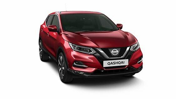 Nissan Qashqai N Connecta Magnetic Red Nissan Qashqai Nissan Sports Car