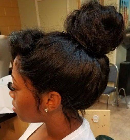 Nigerian Women S Weavon Hairstyle Frontal Hairstyles Human Hair Lace Wigs Hair Braid Patterns