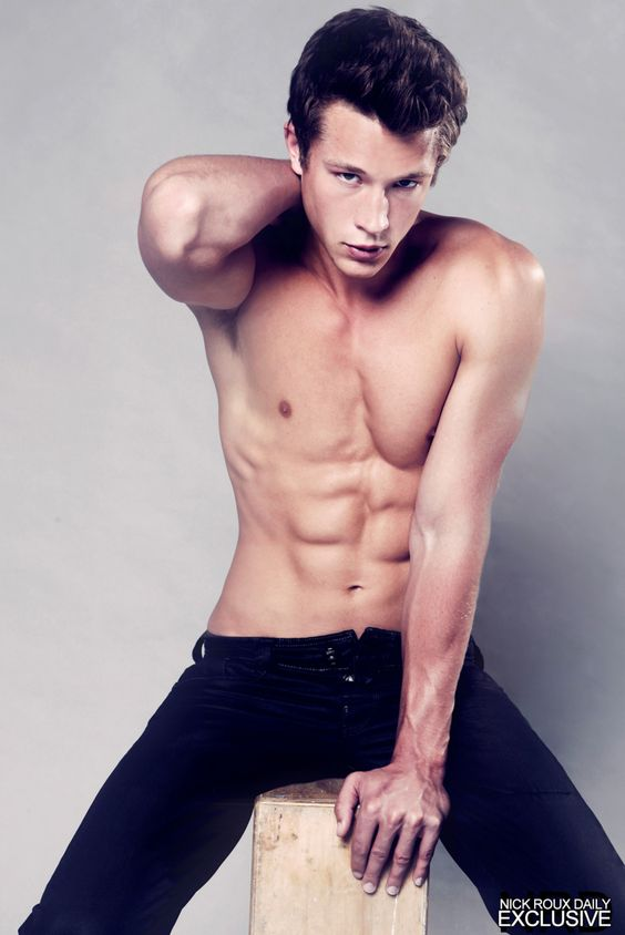 Nick Roux... He plays BIlly on Jane By Design ... :)
