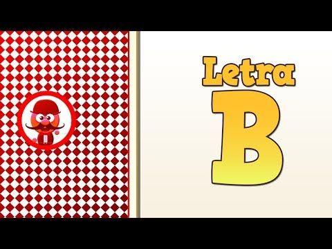 PALABRAS QUE EMPIEZAN CON LA LETRA B EN INGLÉS - ENGLISH FLASHCARDS. MR PEA  - YouTube | Letra b, Letra f, Letras