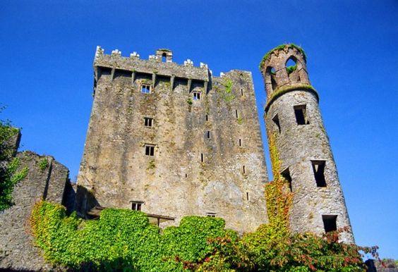 Blarney Castle, Ireland. Chris Glennon (http://www.chrisglennon.com/)