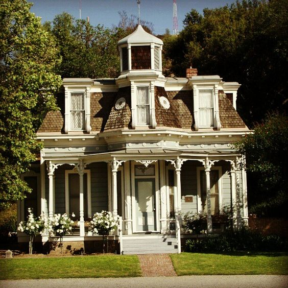 Cocobabydoll I Want A Pretty Pale Blue House With A Porch