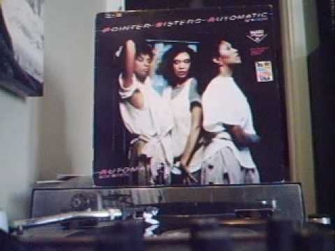 """▶ Pointer Sisters - Automatic 12"""" [Long Version] - YouTube"""