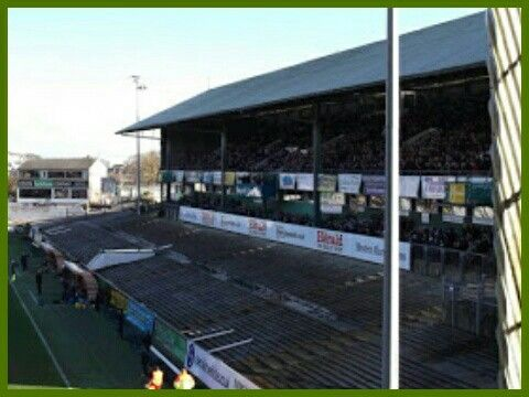 Home Park Plymouth Argyle In The 1980s