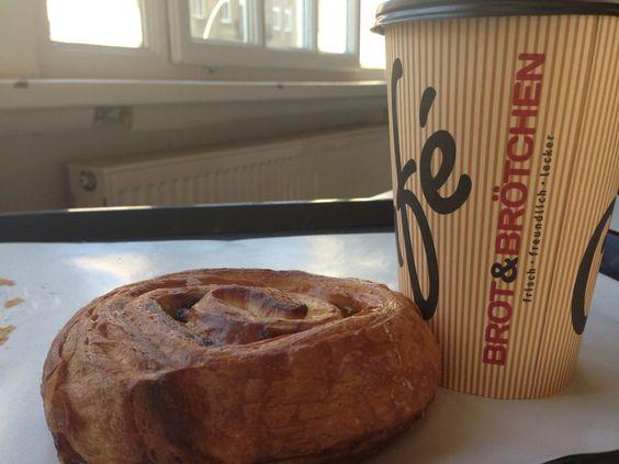 Morgendlicher Espressodealer ...