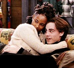 When I was a kid and I saw a bgwb for the first time on one of my favorite shows, it both shocked and excited me. I've always seen bmww but not the other way around. This couple was my IRL goals!