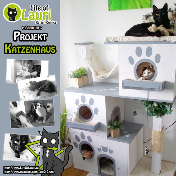 Selbstgemachtes für die Katz' - Seite 25 - Katzen Forum