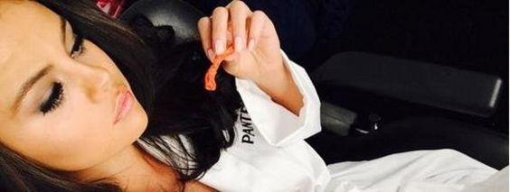 Las mejores fotos de Selena Gomex 2015 criticas aumento de peso