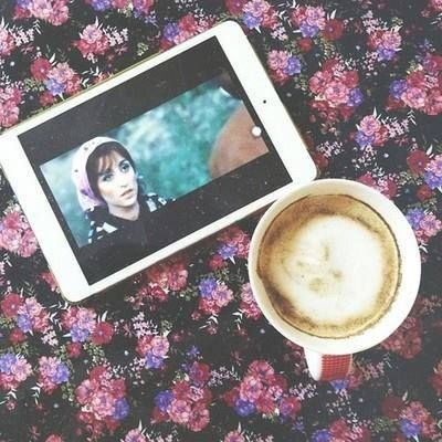 Fairuz and coffee is a perfect combination