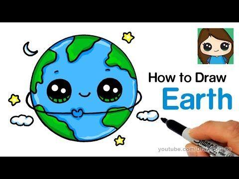 12e98a954e01a8c06d81388cf22459e6 » Earth Drawing Easy