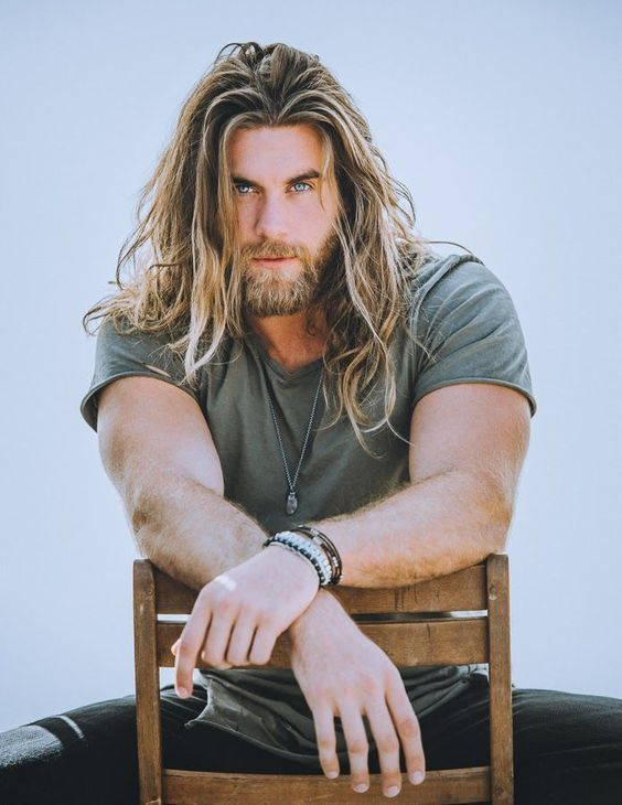 Men S Long Hairstyles Long Hair With Beard Beard Styles For Teenagers Long Hair Styles Men Long Hair Styles