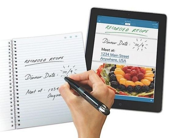 Livescribe 3 sends handwritten notes straight to your iPhone or iPad | iPad Atlas - CNET Reviews