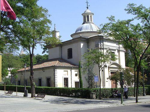Ermita de San Antonio de la Florida(Auténtica)Madrid  Iglesias de Madrid.Esp...