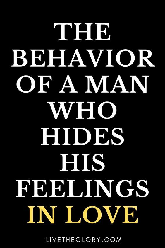 Feelings why his he does hide Crazy (But