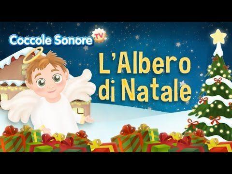 Albero Di Natale Zecchino Doro.L 39 Albero Di Natale Canzoni Per Bambini Di Coccole Sonore Youtube Bambini Alberi Di Natale Natale Canzoni Per Bambini
