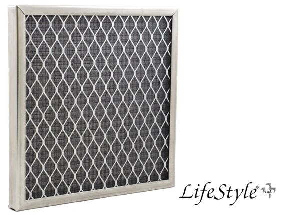 Permatron Corporation -   847-434-1421- LifeStyle Plus Washable Electrostatic Air Filters