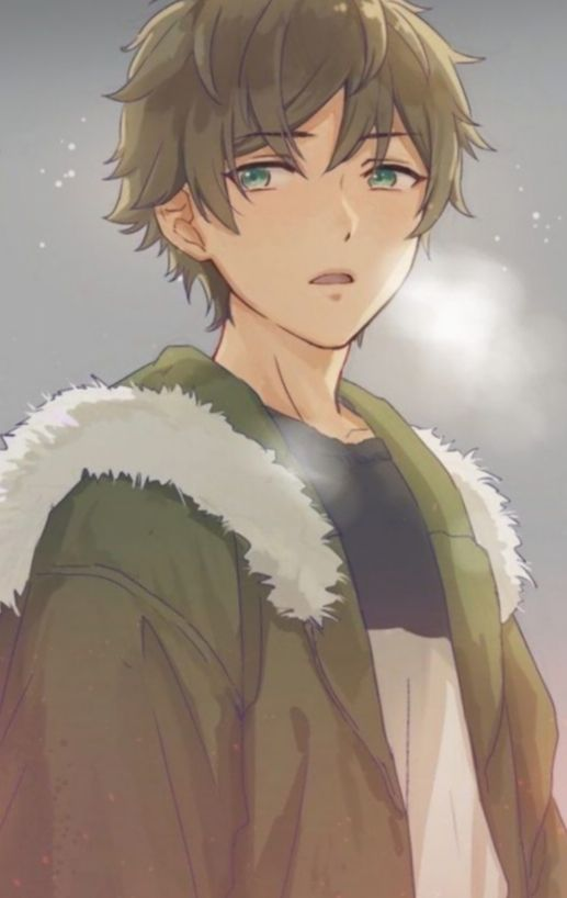 Handsome Anime Face : handsome, anime, Handsome, Anime, Wallpaper