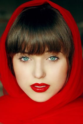 the red is gorgeous